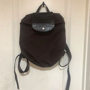 Longchamp le pillage backpack